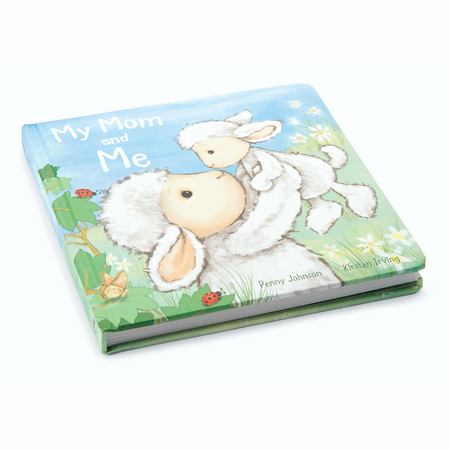 Jellycat Book -  My Mom And Me | James Anthony Collection