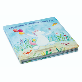 Jellycat Book -  Magical Unicorn Dreams | James Anthony Collection