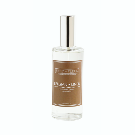 Hillhouse Naturals Belgian Linen Fragrance Mist | James Anthony Collection