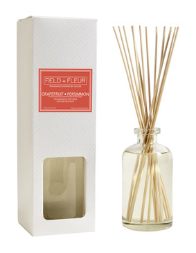 Hillhouse Naturals Grapefruit Persimmon Diffuser | James Anthony Collection