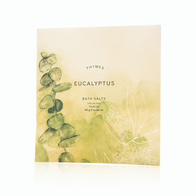 Thymes Eucalyptus Bath Salts   James Anthony Collection