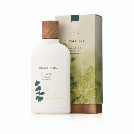 Thymes Eucalyptus Body Lotion | James Anthony Collection