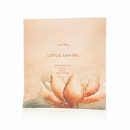 Thymes Lotus Santal Bath Salts | James Anthony Collection
