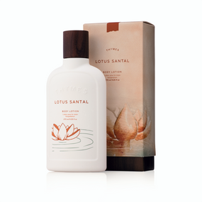 Thymes Lotus Santal Body Lotion | James Anthony Collection