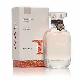 Thymes Lotus Santal Cologne | James Anthony Collection
