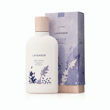 Thymes Lavender Body Lotion | James Anthony Collection