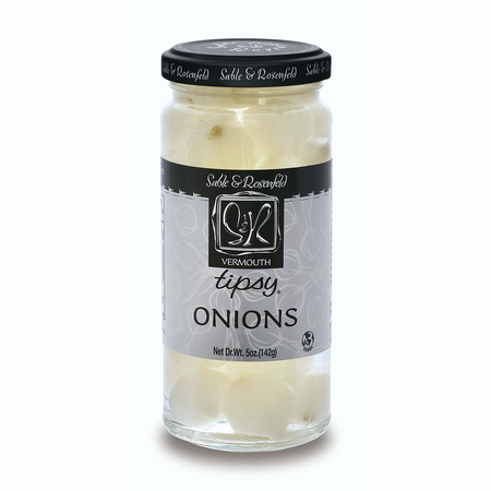 Sable & Rosenfeld Vermouth Tipsy Onions | James Anthony Collection
