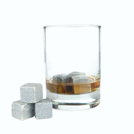 Viski Glacier Rocks - Soapstone Cubes | James Anthony Collection