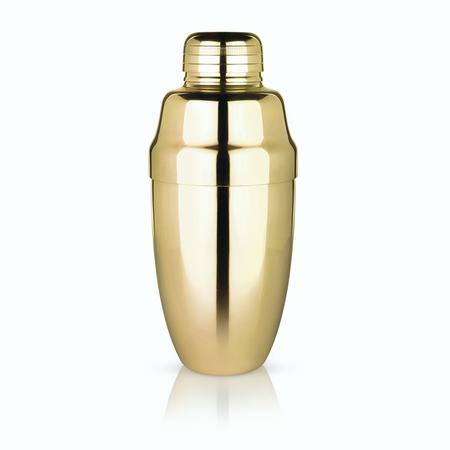 Viski Belmont Gold Heavyweight Cocktail Shaker | James Anthony Collection