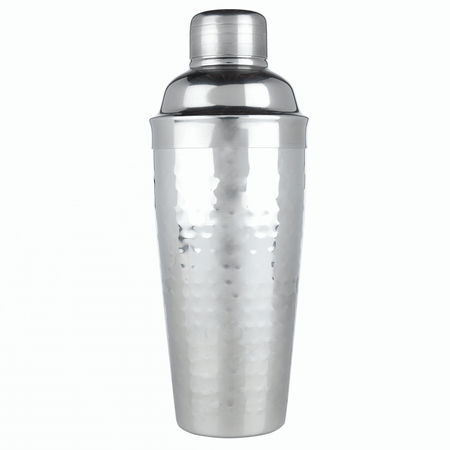 Viski Admiral Hammered Shaker | James Anthony Collection