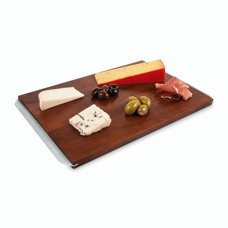 Viski Admiral Acacia Wood Cheese Board | James Anthony Collection