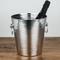 Viski Admiral Hammered Ice Bucket | James Anthony Collection