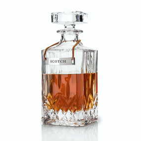 Viski Admiral Liquor Decanter | James Anthony Collection