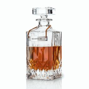 Viski Admiral Liquor Decanter | James Anthony Collection