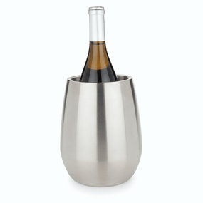 Viski Admiral Stainless Steel Bottle Chiller | James Anthony Collection