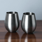 Viski Admiral Stainless Steel Stemless Wine Glasses | James Anthony Collection