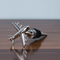 Viski Admiral Jet Bottle Stopper | James Anthony Collection
