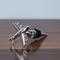 Viski Admiral Jet Bottle Stopper | James Anthony Collection