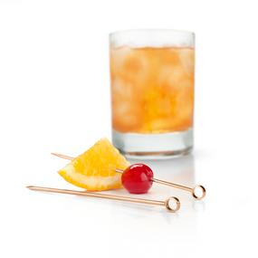 Viski Summit Copper Cocktail Pick Set | James Anthony Collection