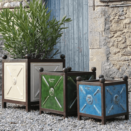 La Madeleine Anduze Pottery - Bacs À Oranger | James Antony Collection