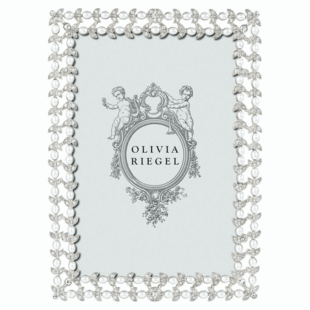 "Olivia Riegel Charlotte 4"" X 6"" Frame 