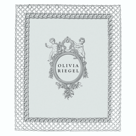 "Olivia Riegel Silver Tristan 10"" x 12"" 