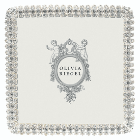 "Olivia Riegel Crystal Chelsea 4"" x 4"" Frame"