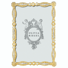 "Gold Asbury 4"" X 6"" Frame 