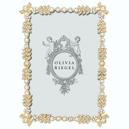 "Olivia Riegel Gold Duchess 4"" x 6"" Frame 