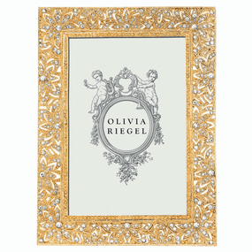"Gold Windsor 4"" x 6"" Frame 