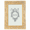 "Gold Windsor 4"" x 6"" Frame | James Anthony Collection"