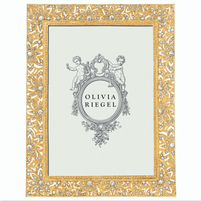 "Olivia Riegel Gold Windsor 5"" x 7"" Frame 