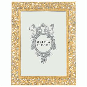 "Olivia Riegel Gold Windsor 5"" x 7"" Frame | James Anthony Collection"