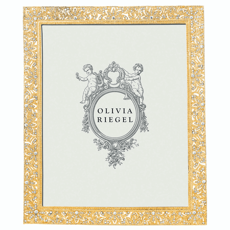 "Olivia Riegel Gold Windsor 8"" x 10"" Frame 