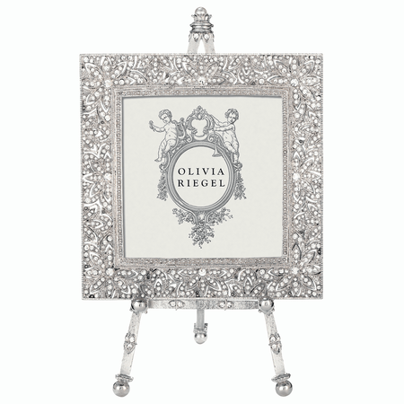 "Olivia Riegel Windsor 4"" X 4"" Frame On Easel 