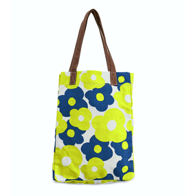 Maika Hana Canvas Market Tote | James Anthony Collection
