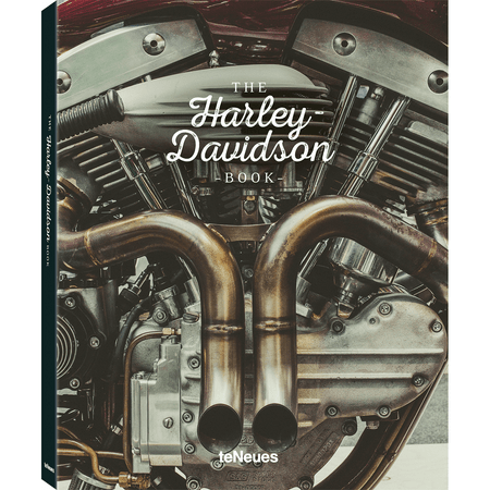 The Harley-Davidson Book | James Anthony Collection