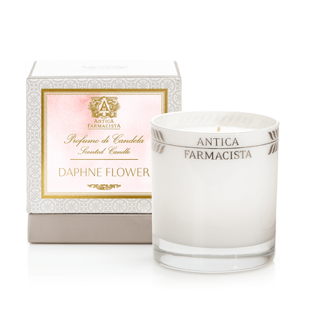 Antica Farmacista Daphne Flower Scented Candle | James Anthony Collection