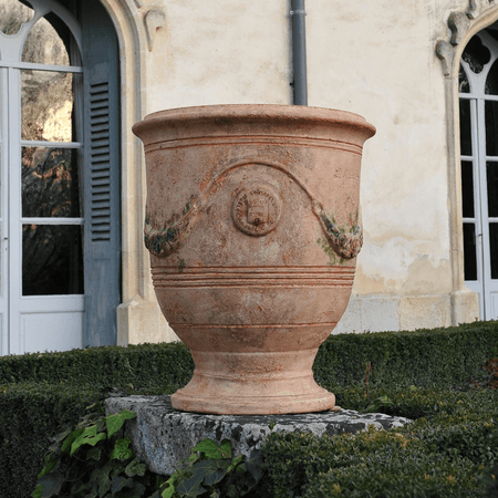 La Madeleine Anduze Pottery Vases D'Anduze Tradition | James Anthony Collection
