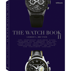 The Watch Book II 9783832734213 | James Anthony Collection