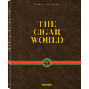 The Cigar World 9783832732851 | James Anthony Collection