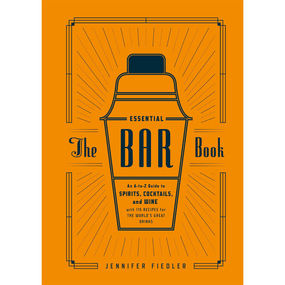 The Essential Bar Book | James Anthony Collection