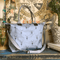 Sophie Allport Highland Stag Oilcloth Oundle Bag | James Anthony Collection