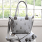 Sophie Allport Highland Stag Oilcloth Mini Oundle Bag | James Anthony Collection