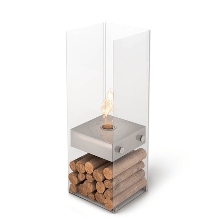 The EcoSmart Fire Ghost  | James Anthony Collection (Decorative Logs Not Included)