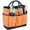 Picnic At Ascot Garden Tote & Tools Set - Diamond Orange | James Anthony Collection