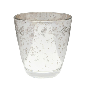 Sophie Allport Leaf Etching Large Tea Light Holder | James Anthony Collection