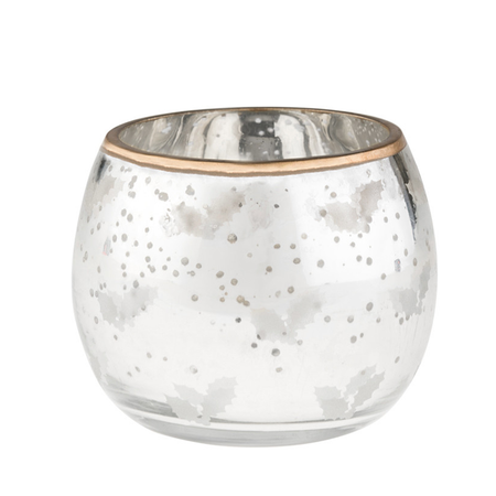 Sophie Allport Holly & Berry Tea Light Holder | James Anthony Collection