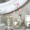 Sophie Allport Embellished Antiqued Silver Tea Light Holder | James Anthony Collection