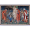 The Adoration of the Magi Christmas Card - Font | James Anthony Collection